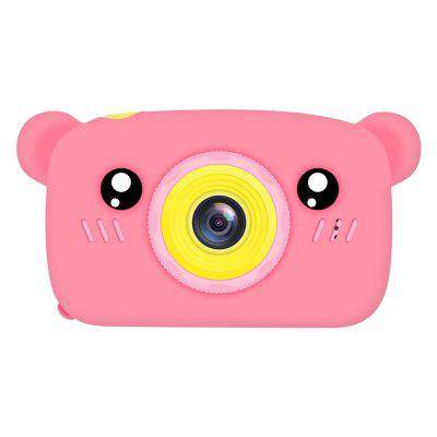 X9S HD 1080P Bear Style  Portable Children Sports Camera Christmas gifts