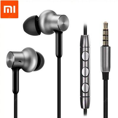 Xiaomi Original  Hybrid Pro Three Drivers Graphene Earphone Headphone With Mic For iPhone Android