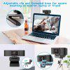 Spedal  S928 Webcam Privacy Shutter 1080P Full HD USB Camera for OBS X-Box XSplit Skype Facebook