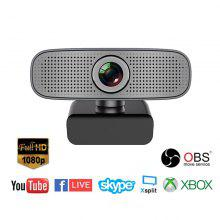 Spedal C927 Full HD Webcam 1080p Beauty Live Streaming Webcam for OBS X-box XSplit Skype Facebook