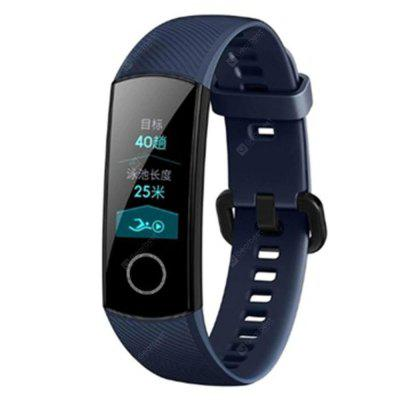 Huawei Honor Band4 Swim Posture Detect Heart Rate Sleep Snap Monitor Smart Watch Bracelet