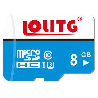 LOLITG  Ultra Micro SDXC UHS-3 Professional Memory Card for Computer-Mobile Phone-camera-dashcam