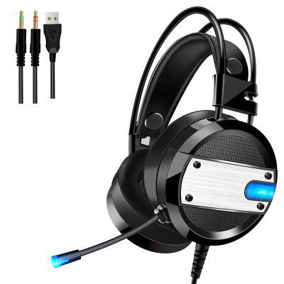 SOSNSKY A10 Headband Gaming Headsets with Microphone for X-BOX 360 PS3 PS4 Game Console