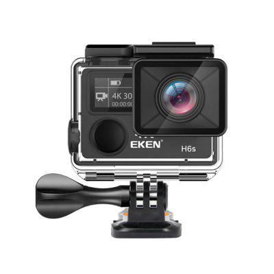 EKEN H6S Ultra HD 4K Action Camera with Ambarella A12 chip 30M waterproof sport Camera