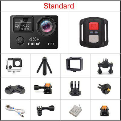 EKEN H6S Ultra HD 4K Action Camera with Ambarella A12 chip 30M waterproof sport Cam
