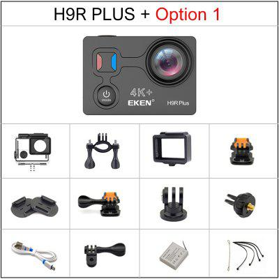 EKEN H9R Plus Action Camera Ultra HD 4K A12 4k 30fps 1080p 60fps waterproof wifi sport Cam Image