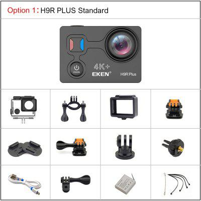 EKEN H9R Plus Action Camera Ultra HD 4K A12 waterproof wifi sport Cam