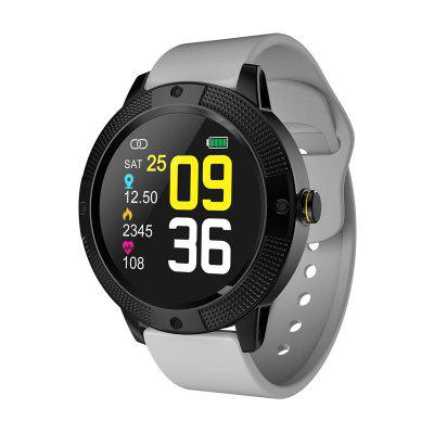YH2 Smart Bracelet Heart Rate Android IOS Sleep Monitor Blood Pressure Fitness Tracker Sport Band