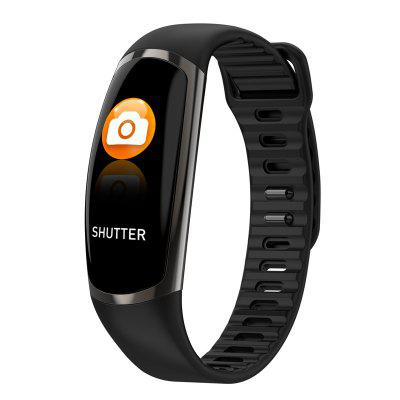 Tourya R16 Smart Bracelet Men Women Heart Rate Watch Fitness Tracker Android IOS Color Message Sport
