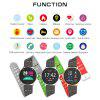 Tourya B50 Smart Sport Watch Android IOS Sleep Fitness Tracker Men Women Color Call Message Band
