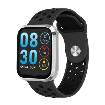 Tourya M98 Smart Sport Watch Android IOS Bracelet Fitness Tracker Color Music Call Message Band