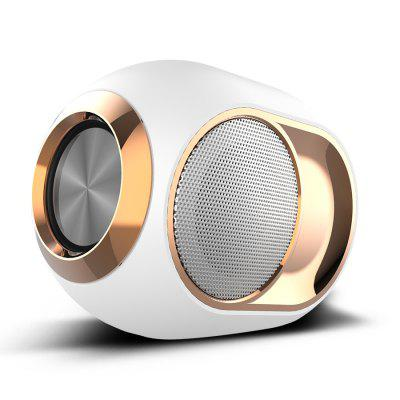 Toura Bluetooth 5.0 Speaker Wireless Loudspeakers TWS Portable Column Outdoor Stereo For Phone PC
