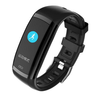 Smart Watch CD09 Android IOS Heart Rate Blood Pressure Smartwatch Sleep Monitor Fitness Tracker Bracelet Color Screen Clock Sport Band