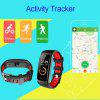 Tourya CD09 Smart Bracelet Android IOS Smart Band Fitness Tracker Watch Color Screen Sport Band