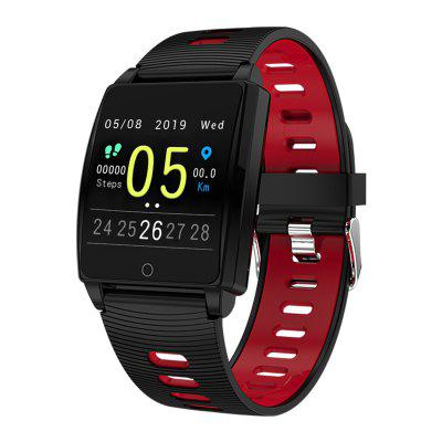 Tourya AK18 Smart Watch Men Women Bracelet Fitness Tracker Waterproof Color Screen Sports Band