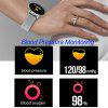 Tourya Smart Watch T5 Android IOS Smart Bracelet Color Screen Waterproof Round Multisport Band