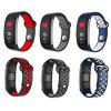 Tourya Q6 Smart Bracelet Men Women Watch Color Screen Waterproof Sports Band for Android IOS