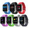 Tourya M21 Smart Sport Watch Heart Rate Bracelet Waterproof Android IOS Color Screen Band