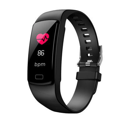 Tourya Y9 Smart Bracelet Color Screen Sports Band Heart Rate Bracelet Android IOS Watch