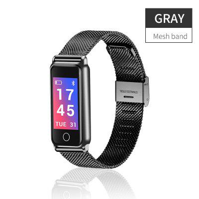 Tourya Y8 Smart Bracelet Heart Rate Men Women Band Watch Color Screen Fashion Health Band