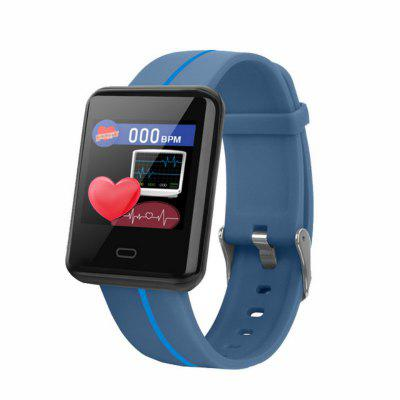 Tourya F5 Smart Watch Heart Rate Smart Bracelet Android IOS Color Screen Waterproof Sport Band