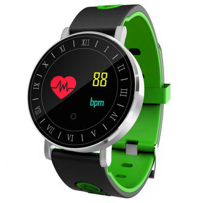Tourya L1 Smart Watch Men Watch for Android IOS Heart Rate Bracelet Color Screen Round Wristband