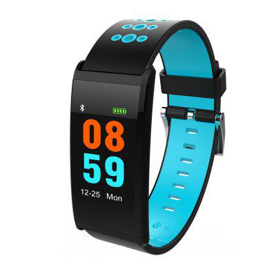 Tourya X20 Smart Band Fitness Tracker Smart Bracelet Watch Color Screen Waterproof Sport Band