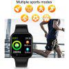 Tourya X16 Smart Sports Watch Men Women Bracelet Waterproof Android IOS Color Music Call Band