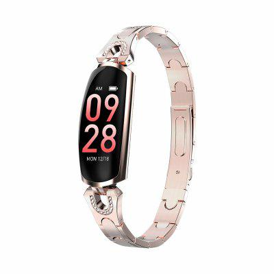 Tourya AK16 Smart Bracelet Men Women Watch Waterproof Color Call Message Activity Sports Band