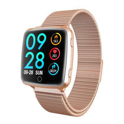 Tourya BL89 Smart Watch Heart Rate Bracelet Watch Android IOS Color Screen MultiSport Band