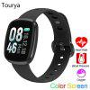 Tourya GT103 Smart Watch Color Sports Band Men Women Bracelet Fitness Tracker Android IOS Watch