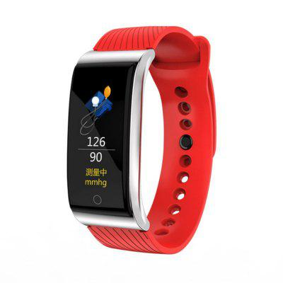 Tourya F4 Smart Bracelet Heart Rate Band Watch Color Screen Android IOS Multi Sports Band
