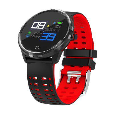 Tourya X7 Smart Watch Android IOS Heart Rate Smart Bracelet Waterproof Color Screen Sport Band Gift