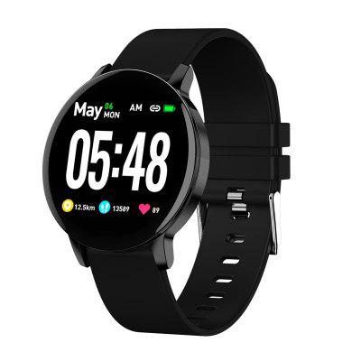 Tourya R5 Smart Watch Sports Watch Fitness Tracker Android IOS Music Control Color Screen Band