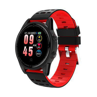 Tourya R13S Smart Watch Heart Rate Bracelet Color Screen Waterproof Sport Android IOS Band