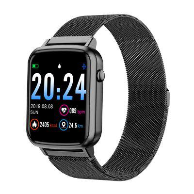 Smart Watch R25 Full Touch Sports Bracelet Color Men Women Call Android IOS Clock Band