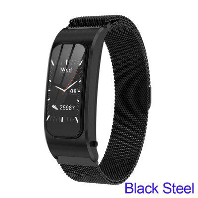Smart Watch R21 Bluetooth Phone Call Answer Bracelet Heart Rate Color Men Women Sports Alarm Band