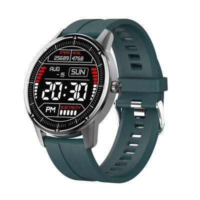 Tourya Smart Watch R8 Round Sports Watch Heart Rate Sleep Monitor Blood Pressure Fitness Tracker Android IOS Music Control Color Screen