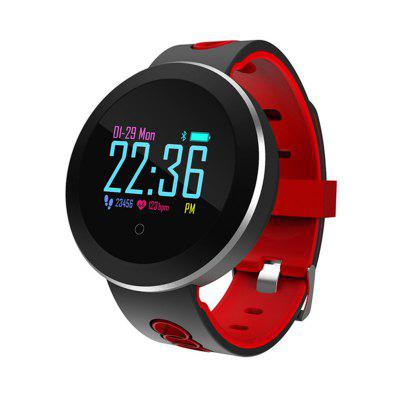 Tourya Waterproof Smart Watch Q8Pro Men Heart Rate Monitor Sports Bracelet Women Fitness Tracker Blood Pressure Band Color Smartband b88 men women fitness tracker watch heart rate blood pressure calorie counter female physiological cycle tracker bracelet gift