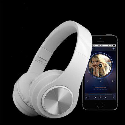 Tourya B3 Bluetooth Headphones Wireless Stereo Headset Headphone With Mic Support TF Card FM Radio For Mobile phone PC