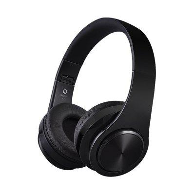 Фото - Tourya B3 Bluetooth Headphones Wireless Stereo Headset Headphone Headphone With Mic Support TF Card FM Radio For Mobile phone PC usb game headphone t2 sound stereo gaming headphones casque 7 1 surround stereo headset with led lights gamer mic
