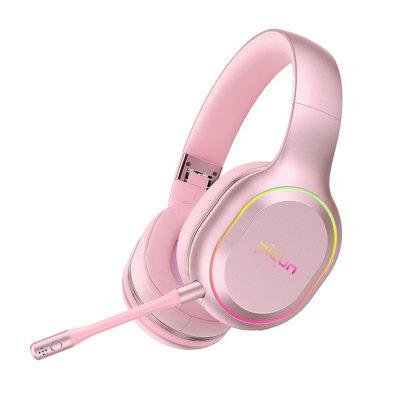 P80S Gaming Headphones Wireless Bluetooth 5.0 Headphone Gamer Headset Stereo Over Ear Wired With Mic for PS4 Xbox PC