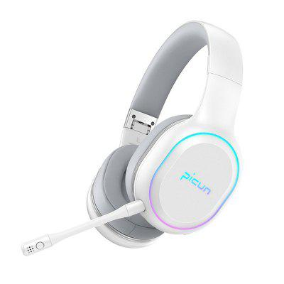 P80S Gaming Headphones Wireless Bluetooth 5.0 Headphone Gamer Headset Stereo Over Ear Wired Headphones With Mic for PS4 Xbox PC