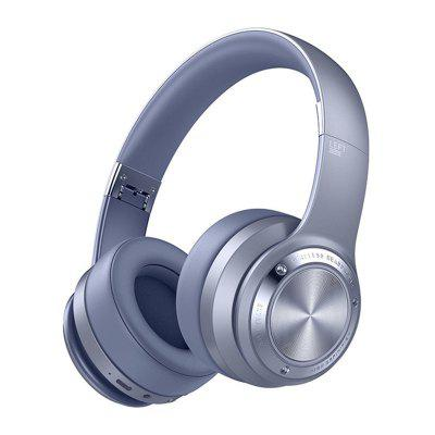 Фото - Picun Bluetooth Headphones B21 Wireless Touch Control Headset 40H Play time Stereo with HD Mic Soft Earmuffs Over Earphone Support TF for PC phone usb game headphone t2 sound stereo gaming headphones casque 7 1 surround stereo headset with led lights gamer mic