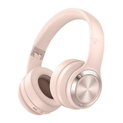 Picun Bluetooth Headphones B21 Wireless Touch Control Headset 40H Play time Stereo with HD Mic Soft Earmuffs Over Earphone Support TF for PC phone usb game headphone t2 sound stereo gaming headphones casque 7 1 surround stereo headset with led lights gamer mic
