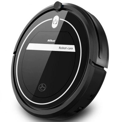 Aiibot Robot Vacuum Cleaner-Strong Suction-Intelligent Sensors-Good for Carpets and Hard Floors-HEPA Image