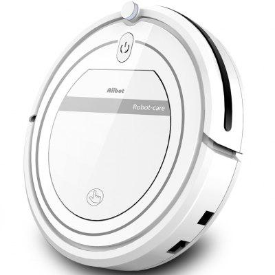 Aiibot Robot Vacuum Cleaner-Strong Suction-Intelligent Sensors-Good for Carpets and Hard Floors-HEPA