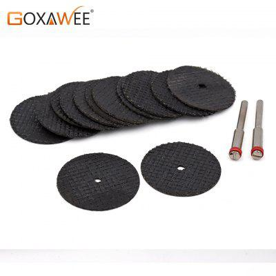 24PCS Resin Cutting Disc Grinding Wheel Abrasive Cutting Discs For Dremel Rotary Tool Accessories