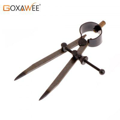 117mm Jewelers Toolmakers Precision Measuring Compass Divider Craft Tool Adjustable Equipment