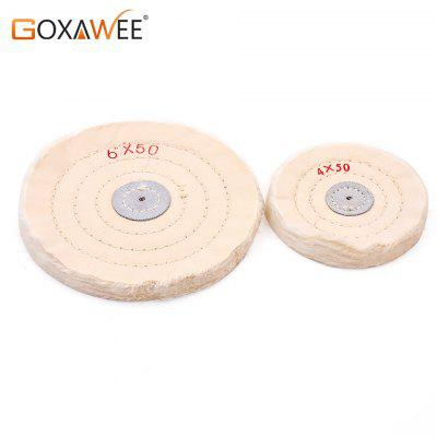 2PC Polishing Wheels Cloth Buffing Wheel Grinder For Jewelry Wood Metal Polishing Abrasive Tools
